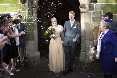 DIY Country Chintz Wedding at a Good Old British Pub ~ UK Wedding Blog ~ Whimsical Wonderland Weddings