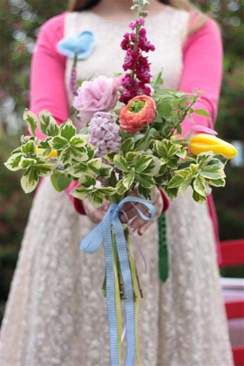 THE {www} Springtime, Easter + Eclectic Inspiration Shoot  ~ UK Wedding Blog ~ Whimsical Wonderland Weddings
