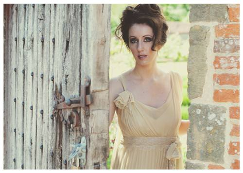 An Ethereal Magical Grecian Secret Garden Bridal Shoot UK Wedding Blog