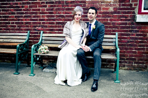 A Vintage Winter Wedding at a Naval Museum UK Wedding Blog Whimsical