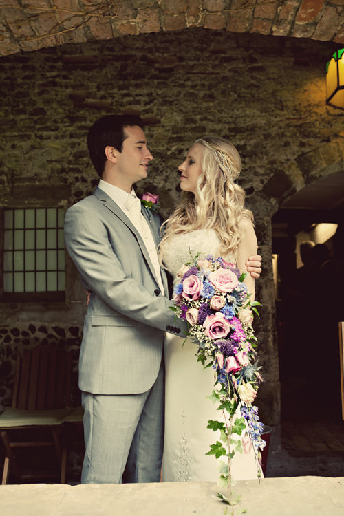A Lord of the Rings Inspired Medieval Elvish Wedding 2