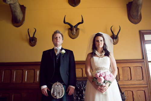 A navy green wedding in scotland whimsical wonderland weddings oh just you wait until you see this couples amazing wedding portraits they are to die for you most definitely cannot create such incredible scenery solutioingenieria Images