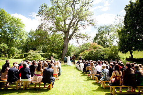 A Beautiful Outdoor Wedding In The Scottish Highlands