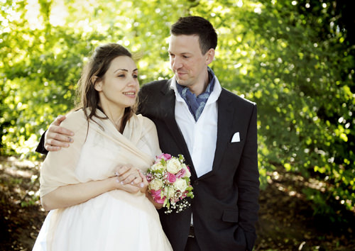 Wife Joking About Forgetting Her Wedding Ring